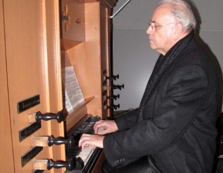 CD-opname Strumphfler orgel